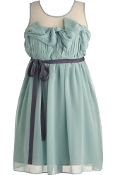 Mint Magnificence Dress