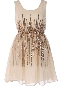 Wedding Sparkler Dress