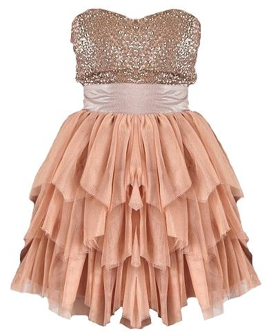 Prom Dress Online on Sparkling Fairy Tale Dress   Homecoming Prom Dresses   Rickety Rack