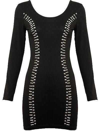Studded Ammunition Dress