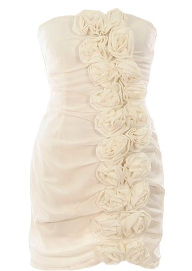 Paired Roses Dress