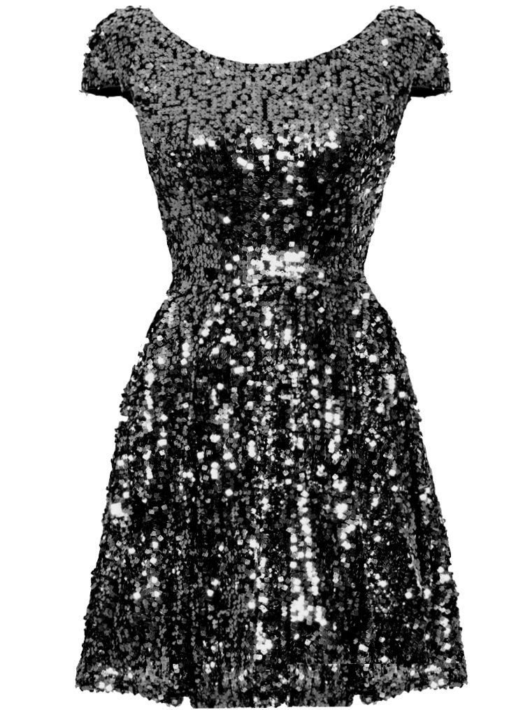 Babydoll Disco Dress