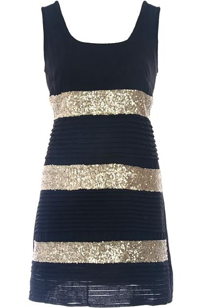 Glitter Bands Dress