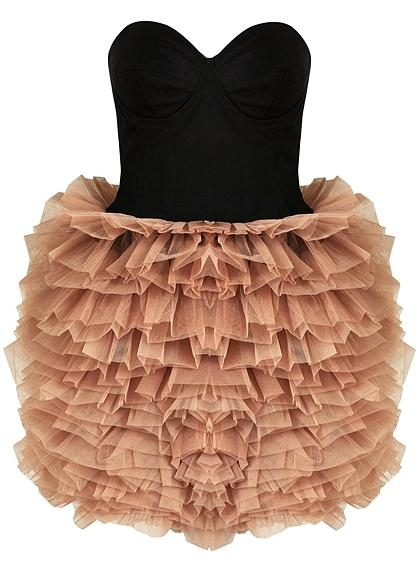 Ballerina Soufflé Dress