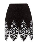 Luxury Resort Skirt