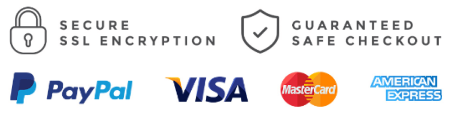 Secure SSL Credit Card Checkout